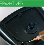 EP42HT-2FG Food Grade Epoxy System from Master Bond