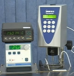 Calibration of Brookfield Viscometer Using Standard Spindles