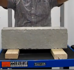 ASTM C1609 Flexural Testing of Fiber-Reinforced Concrete Beams
