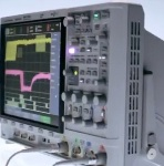 InfiniiVision 4000 X-Series Oscilloscopes from Agilent
