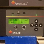 Changing the Capacitance Value of EASYHEAT from Ambrell
