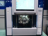 The D2 Phaser Benchtop XRD from Bruker XRD