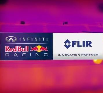 FLIR Systems Provides Thermal Imaging Technology to Red Bull Racing