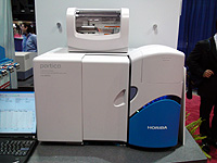 The Partica LA-950 Laser Diffraction Particle Size Analyzer from Horiba