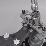 Golf Shoe Cleats Release Torque Testing - Mecmesin