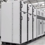 PCS100 Medium Voltage UPS System from ABB
