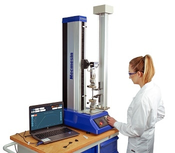 OmniTest Materials Tester from Mecmesin