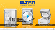 Elemental Analyzer CS-2000 - ELTRA