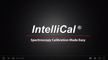 Intellical Spectroscopy Calibration Made Easy from Princeton Instruments