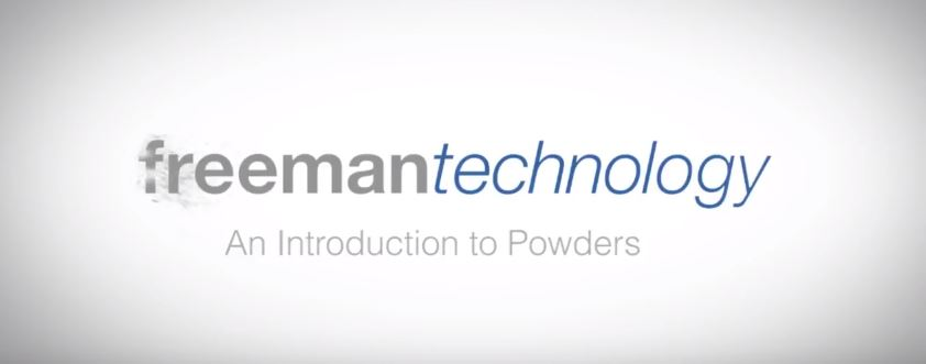 An Introduction to Powders (with English annotations) from Freeman Technology