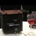 Minus K' Anti Vibration Technology – Wine Glass Demo