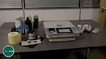 Fast and Easy to Use Benchtop XRF Analyser - LAB-X5000