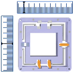 Direct Position Measurement from PI