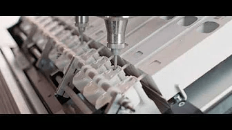 Video of Production Systems with Integrated Mixing and Dispensing Solutions