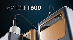 Video to Show a High Temperature Laser Flash Diffusivity System - DLF 1600