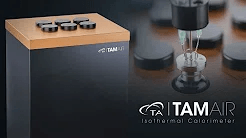 Video to Show the Capabilities of the TAM Air Isothermal Calorimeter