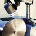 Turbine Disk Measurement with Alicona's DiscCobot