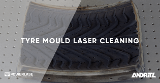 Vulcan Tyre Mould Laser Cleaning Before and After | Andritz Powerlase