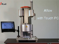Determination of Melt Mass Flow Rate and Melt Volume Flow Rate Using a Zwick Aflow Plastometer