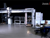 Demonstration and Main Features of the Zwick roboTest P Automated Tensile Testing Machine
