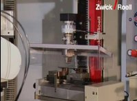 Demonstration of An Automatic Mechanical Testing System for Plastics by Zwick