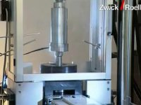 Demonstration of An Automated Puncture Test on Plastics by Zwick