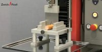 Demonstration of Texture Analysis of Sausages Using Materials Testing Machine by Zwick