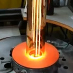 Production of Gold Plated Tubes for Transparent Tube Furnaces by Thermcraft