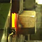 Friction Welding as an Automated Continuous Production Process