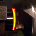 Production of Large Components by Friction Welding