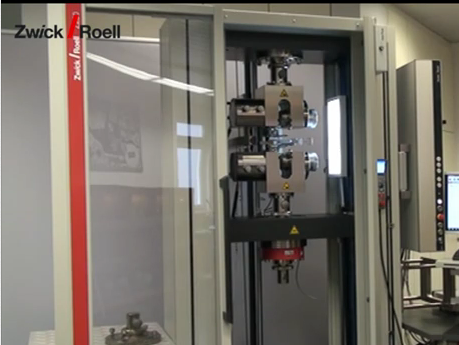 Tensile Tests on Metals with Makroxtens - Zwick Roell