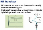 I-V Curve Tracing for Bi-polar Junction Transistor using the Agilent U2723A SMU