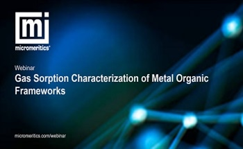 Gas Sorption Characterization of MOFs