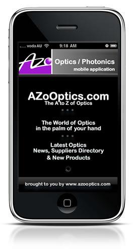 AZoM iPhone App