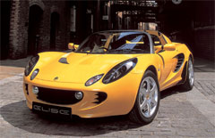 AZoM - Metals, Ceramics, Polymer and Composites : Reinforced Polypropylene Automotive Parts Satisfy Recycling Laws - Lotus Elise