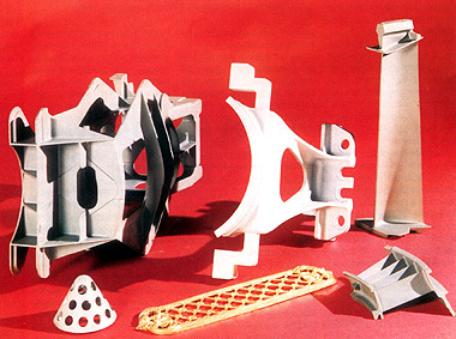 AZoM - metals, ceramics, polymers and composites : components produced by investment casting.