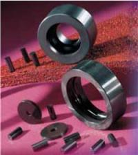 Machined silicon carbide components