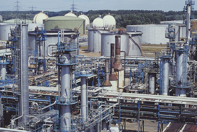 Refractories For The Petrochemicals Industry From