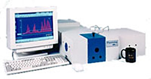 The FluoroLog-3 from HORIBA Scientific.