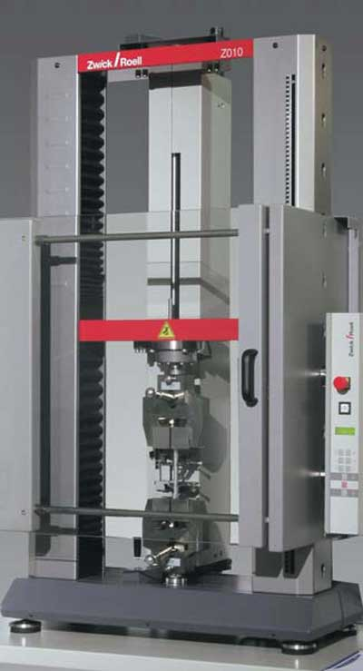 Static Material Testing Machines From Zwick Suit A Range